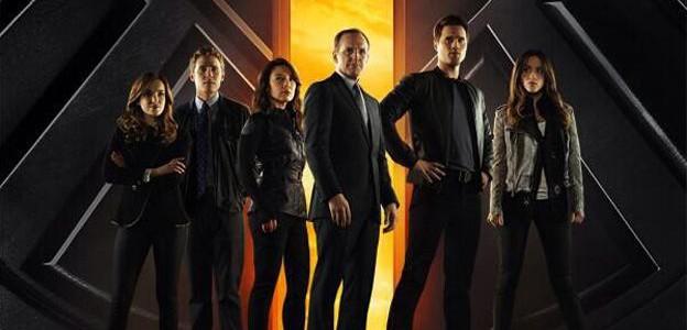 "Das finale Poster zu ""Marvel's Agents of S.H.I.E.L.D."""