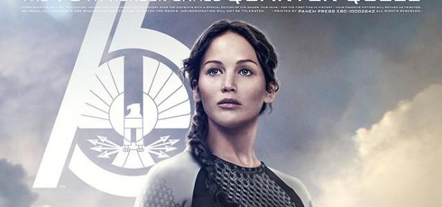 Neues Bild von Jennifer Lawrence in Catching Fire