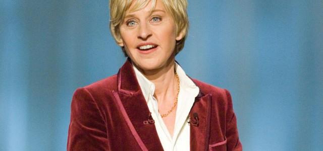 Ellen DeGeneres wird die nächsten Oscars moderieren!