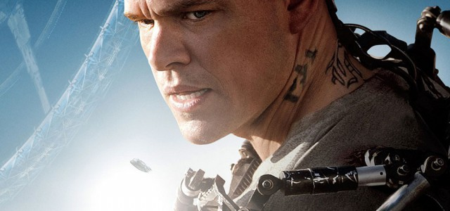 Box-Office USA – Elysium führt mit einem unspektakulären Start
