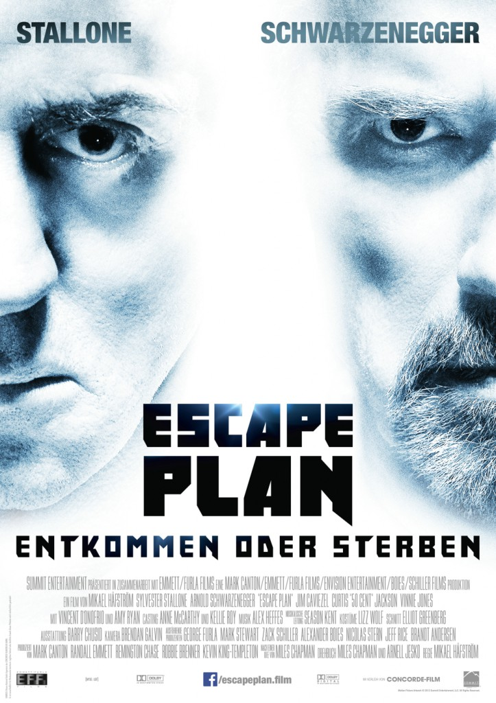 Escape Plan deutscher Trailer
