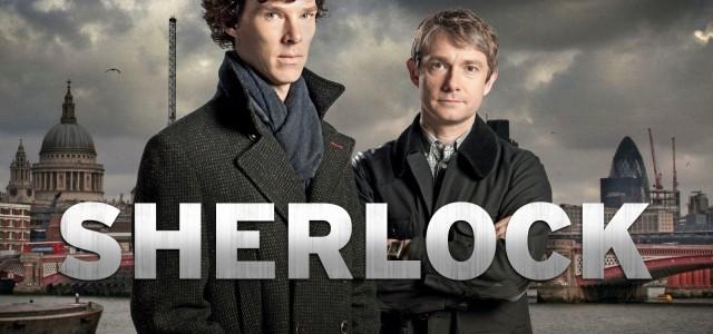 Sherlock: UK-Premiere der dritten Staffel am Neujahrsstag