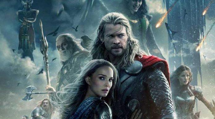 Thor The Dark Kingdom Bilder