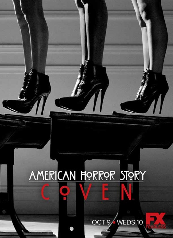 "American Horror Story Coven ""Shoes"""
