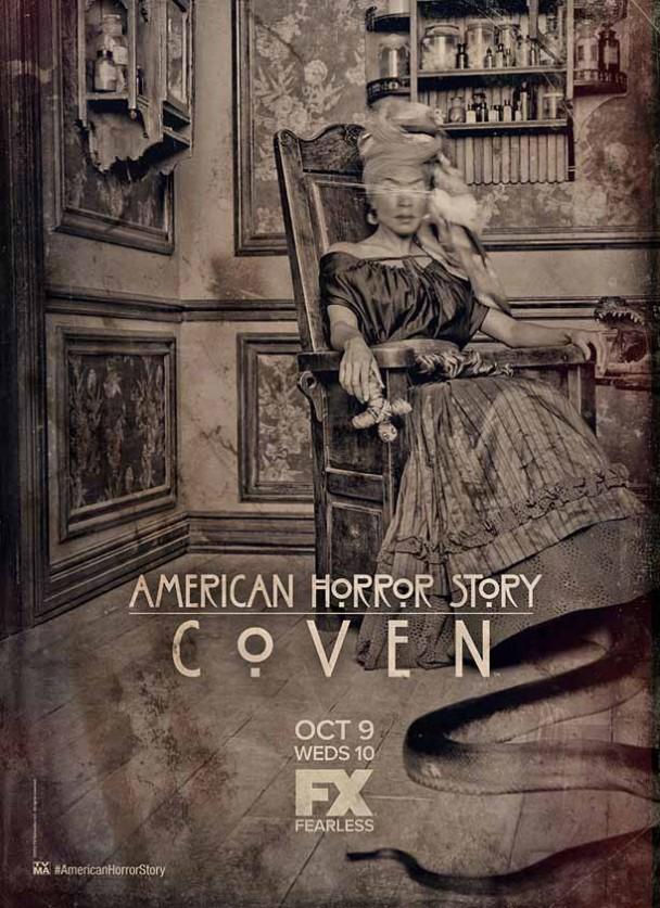 """American Horror Story Coven """"Voodoo Queen"""""""