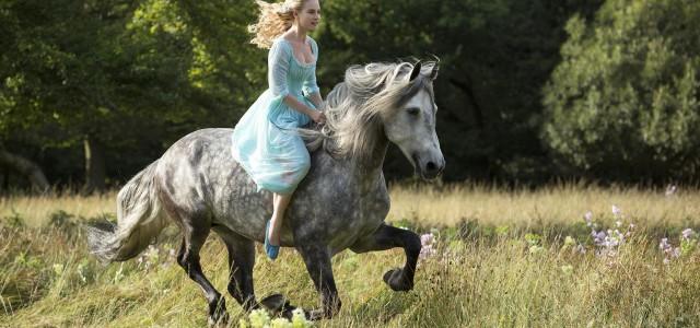 Das erste Bild aus Disneys Cinderella