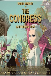 Fantasy Filmfest 2013 Kritiken - The Congress