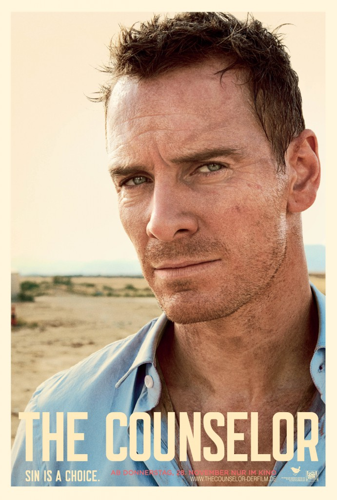 The Counselor Poster - Fassbender