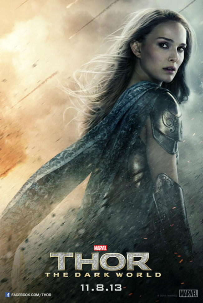 Thor 2 Poster - Jane Foster