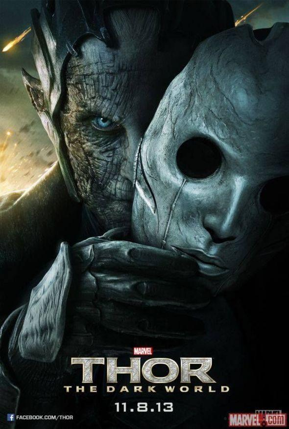Thor: The Dark Kingdom Poster 3