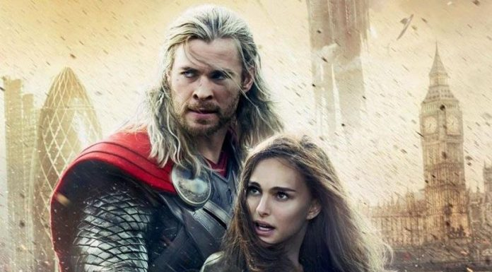 Thor: The Dark Kingdom Poster