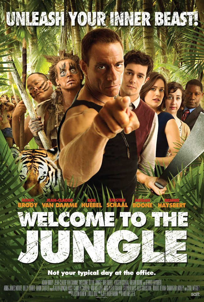 Fantasy Filmfest 2013 - Welcome to the Jungle