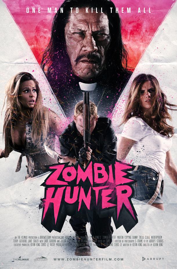 Fantasy Filmfest 2013 Tagebuch - Zombie Hunter