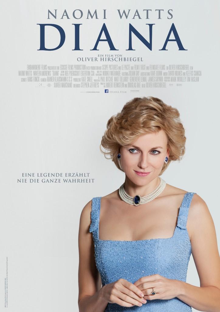 Diana Starttermin, Poster und Trailer