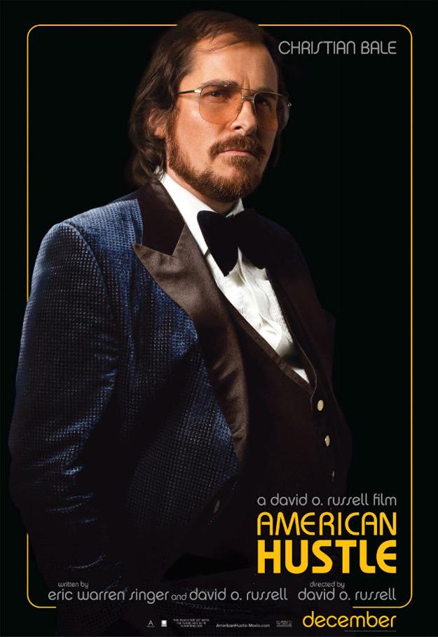 American Bullshit Poster Bale