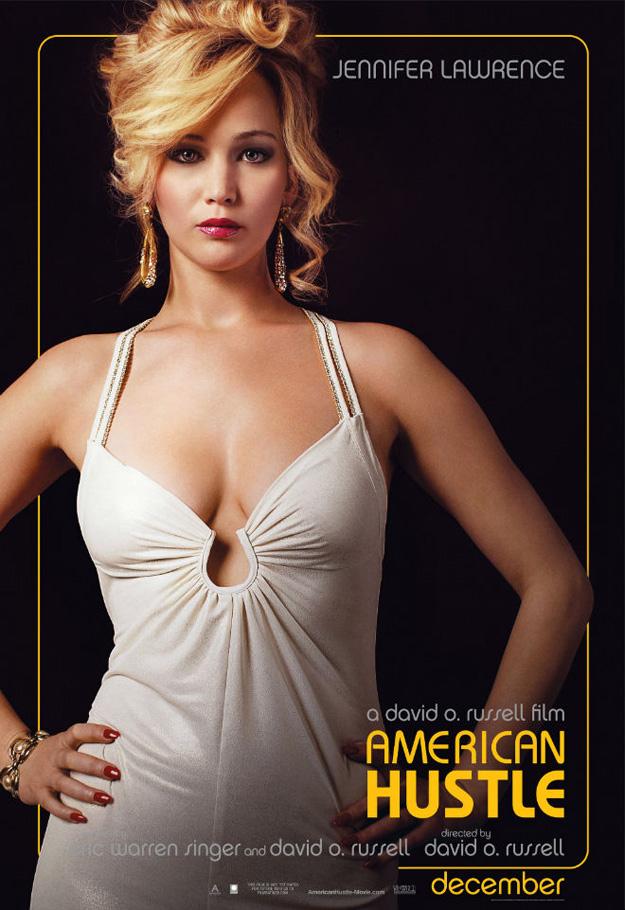 American Bullshit Poster Lawrence