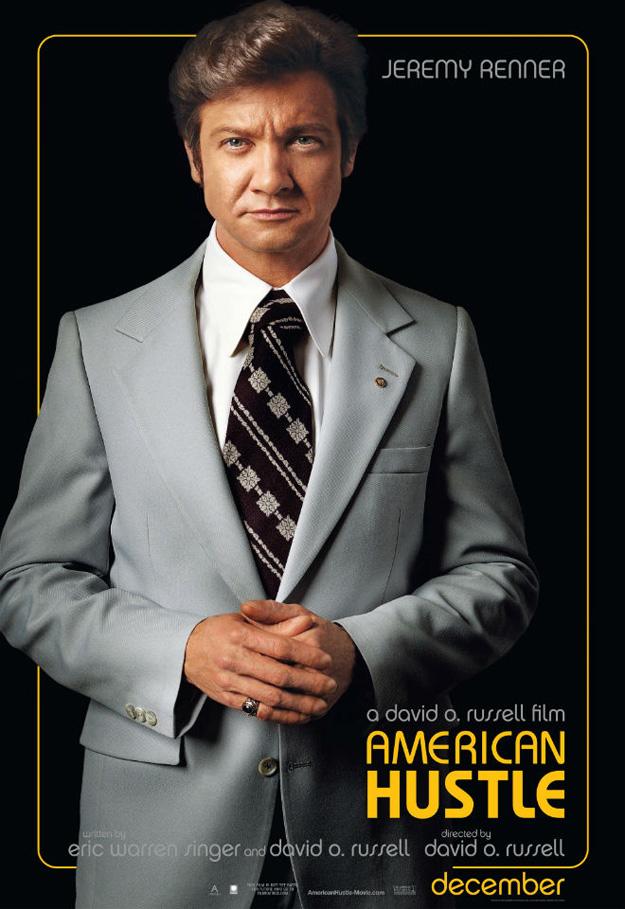 American Bullshit Poster Renner