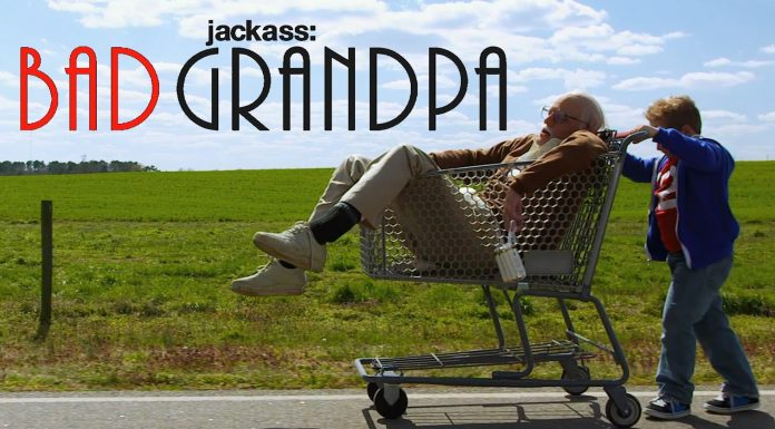 Jackass: Bad Grandpa (2013) Filmkritik