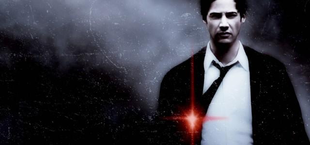 John Constantine geht im Fernsehen auf Dämonenjagd
