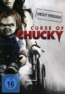 Curse of Chucky (2013) DVD-Cover