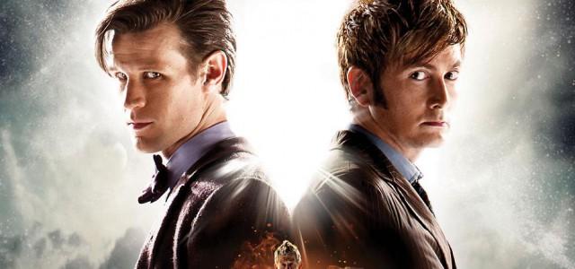 """Stylischer Trailer zum """"Doctor Who""""-Jubiläumsspecial"""
