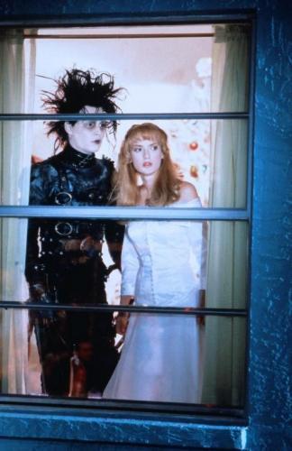 Tim Burton - Edward Mit Den Scherenhänden