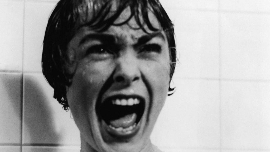 Die besten Horrorfilme aller Zeiten -Psycho (1960)