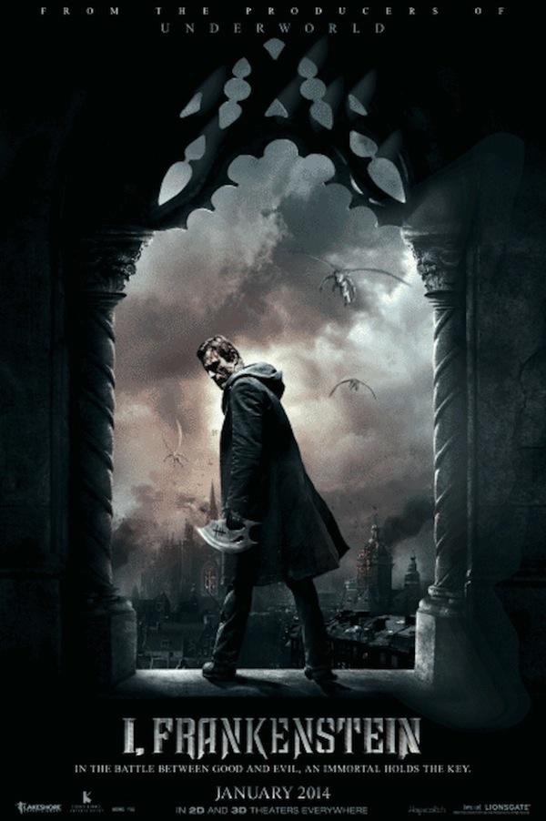 I Frankenstein Trailer und Poster