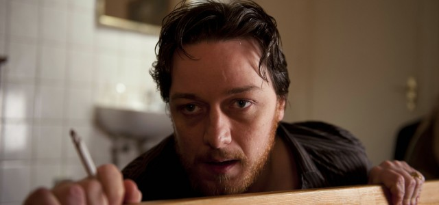 """James McAvoy Interview on Filth: """"This film was gonna kill me"""""""