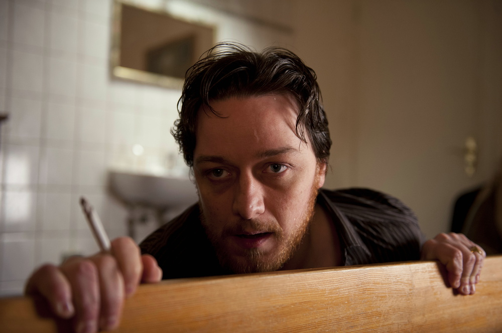 "James McAvoy Interview zu ""Drecksau"" 1"