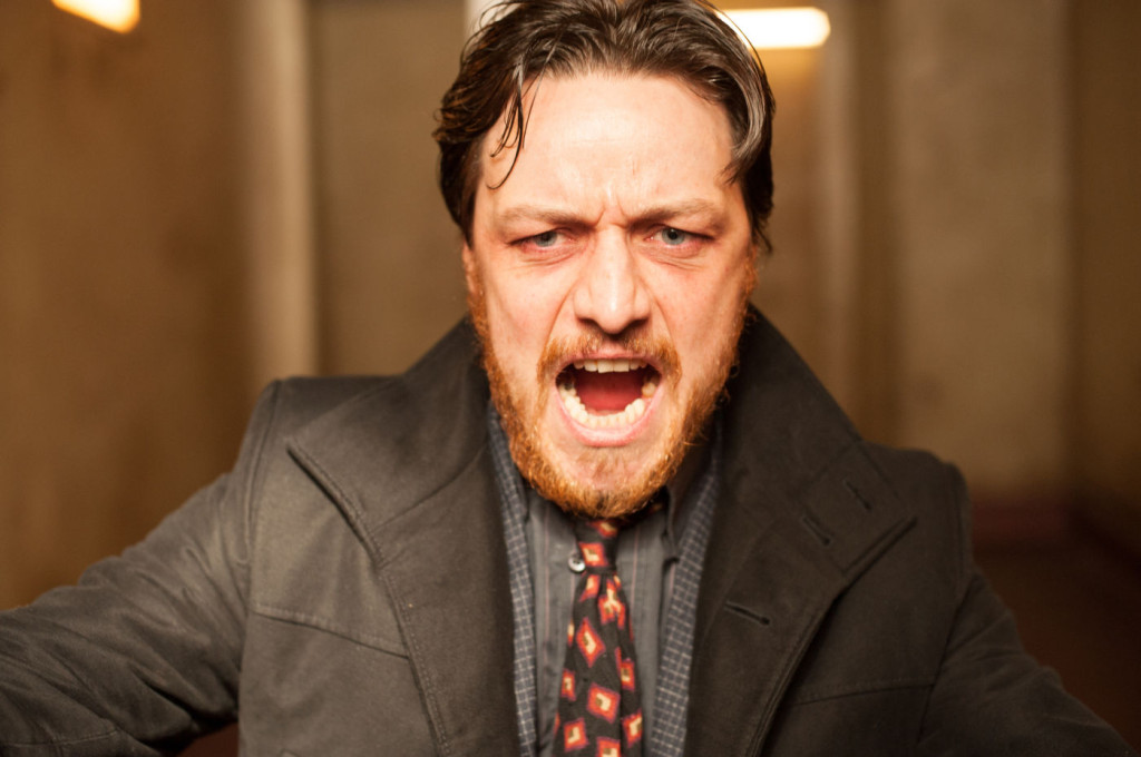 "James McAvoy Interview zu ""Drecksau"" 3"
