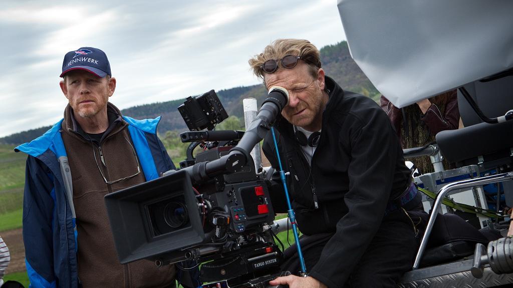 "Ron Howard Interview zu ""Rush"" 2"