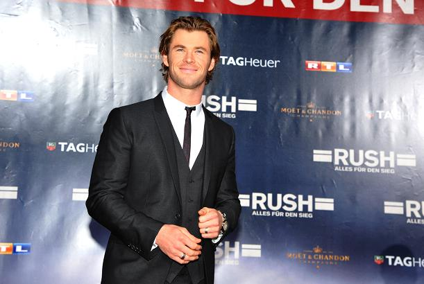 Chris Hemsworth Interview zu Rush 2