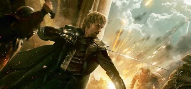 Thor: The Dark Kingdom – Neue Poster und der erste Filmausschnitt