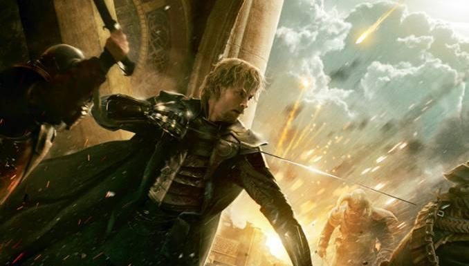 Thor The Dark Kingdom Clip