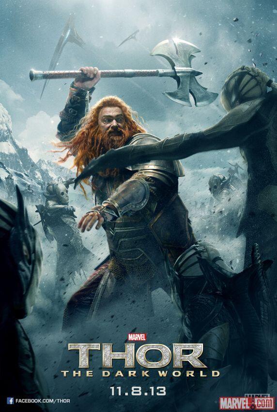 Thor The Dark Kingdom Clip und Poster 1