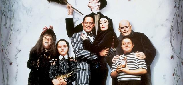 Die Addams Family bald animiert im Kino