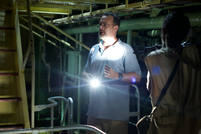 Captain Phillips (2013) Filmbild 2 © 2013 Sony Pictures Releasing GmbH