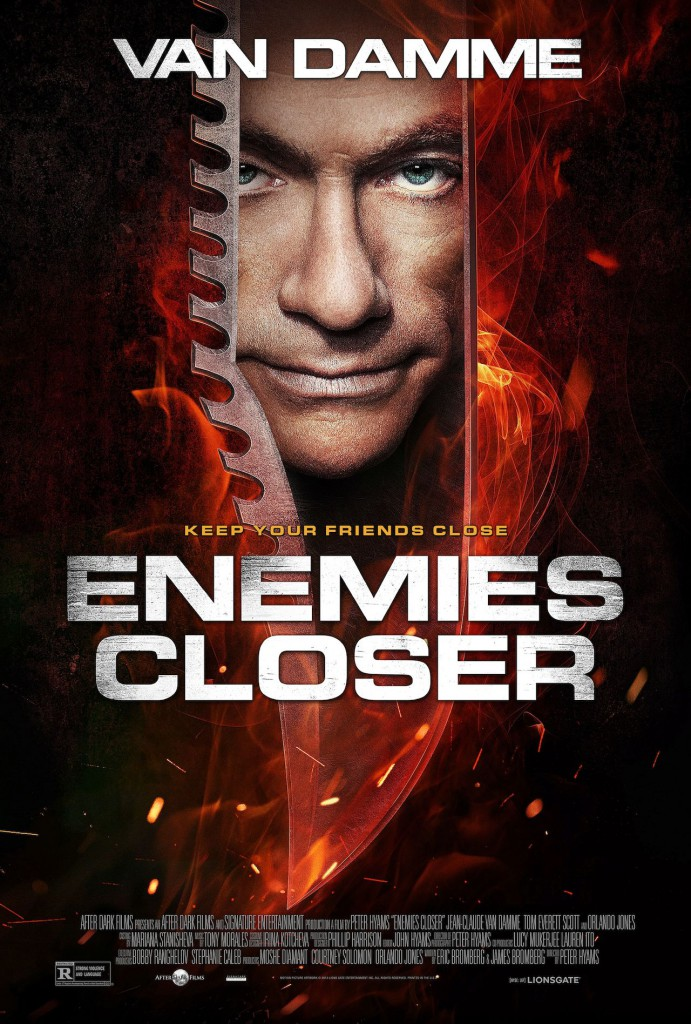Enemies Closer Trailer & Poster