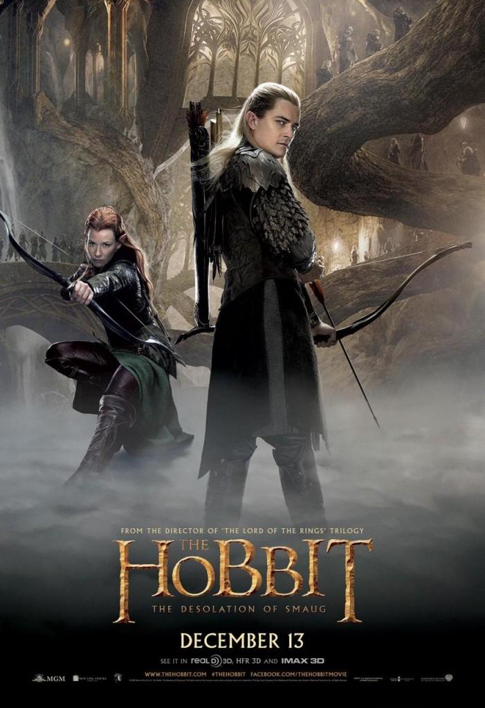 Der Hobbit Smaugs Einöde Charakterposter 3