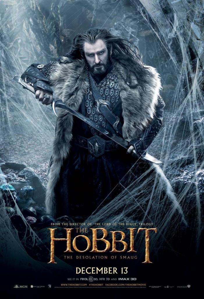 Der Hobbit Smaugs Einöde Charakterposter 4