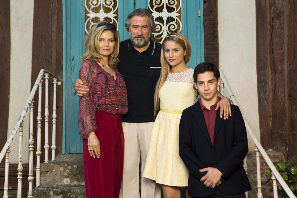 Malavita - The Family (2013) Filmbild 1