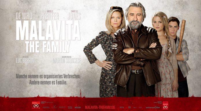 Malavita - The Family (2013) Filmkritik