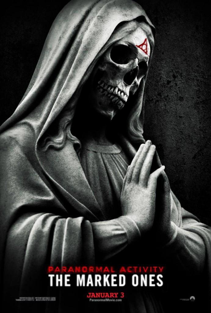 Paranormal Activity Die Gezeichneten Poster