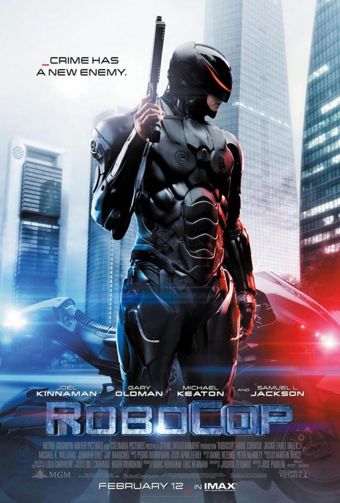 Robocop Trailer und Poster