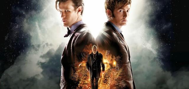 "UPDATE: Neuer Trailer zu ""The Day of the Doctor"""