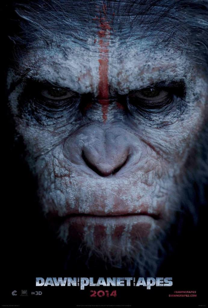 Planet der Affen - Revolution Poster 1