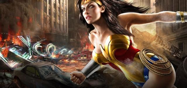 Begrüßt die neue Wonder Woman!