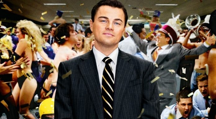 The Wolf of Wall Street (2013) Filmkritik
