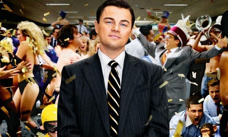 The Wolf of Wall Street (2013) Filmkritik